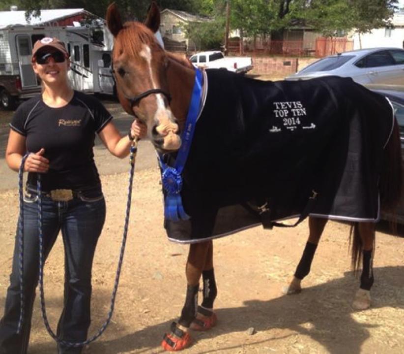 Hannah Pruss Endurance Rider